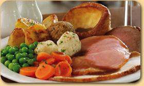 Braehead Tavern Food Menu