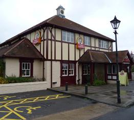 Old Windsor in Berkshire - Toby Carvery - Roast Winner ...