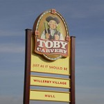 Willerby Village in Hull -  Toby Carvery