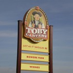 Bowers Park in Widnes -  Toby Carvery