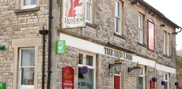 Red Lion Bishop Sutton Dog Friendly