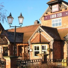 Lord Ted pub in Newark