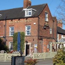 The Mackworth Hotel in Derby
