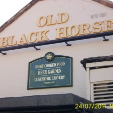 The Old Black Horse